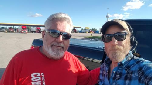 Don S. chased down BRS in the Pilot truckstop in Grand Island, Nebraska on October 12, 2018